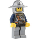 LEGO Crown Bowman with Crooked Smile Minifigure