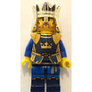 LEGO Crown King without Cape Minifigure