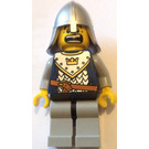 LEGO Crown Knight Scale Mail Minifigure