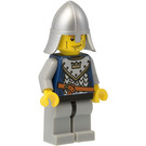 LEGO Crown Knight Scale Mail with Crown Minifigure
