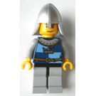 LEGO Crown Soldier with Scowling Face Minifigure
