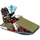 LEGO Crug's Swamp Jet Set 30252