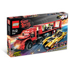 LEGO Cruncher Block & Racer X Set 8160 Packaging