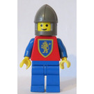 LEGO Crusader Knight with Lion Crest Torso Minifigure