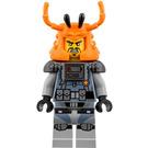 LEGO Crusty Army Thug Minifigure