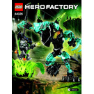 LEGO CRYSTAL Beast vs. BULK Set 44026 Instructions