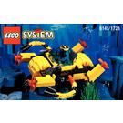 LEGO Crystal Crawler Set 6145 Instructions