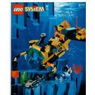 LEGO Crystal Explorer Sub Set 6175 Instructions