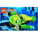 LEGO Crystal Scavenger Set 2160 Instructions