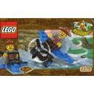 LEGO Cunningham's Dinofinder Set 1279