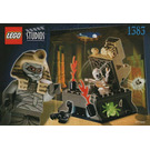 LEGO Curse of the Pharaoh Set 1383