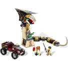 LEGO Cursed Cobra Statue Set 7325