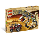 LEGO Cursed Cobra Statue Set 7325 Packaging