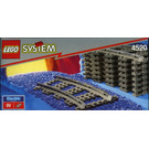LEGO Curved Rails Set 4520