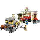 LEGO Custom Car Garage Set 10200