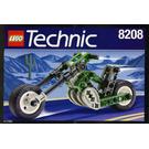LEGO Custom Cruiser Set 8208