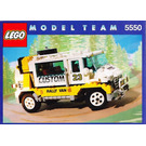 LEGO Custom Rally Van Set 5550