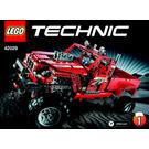 LEGO Customised Pick-Up Truck Set 42029 Instructions