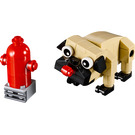 LEGO Cute Pug Set 30542