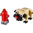LEGO Cute Pug 30542