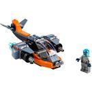 LEGO Cyber Drone Set 31111