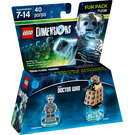 LEGO Cyberman Fun Pack Set 71238 Packaging