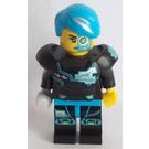 LEGO Cyborg Minifigure