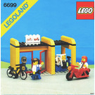 LEGO Cycle Fix-It Shop Set 6699