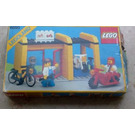 LEGO Cycle Fix-It Shop Set 6699 Packaging