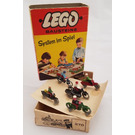 LEGO Cyclists and Motorcyclists Pack of 5 Set 270-1