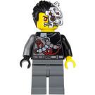 LEGO Cyrus Borg Minifigure