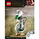 LEGO D-O Set 75278 Instructions