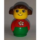 LEGO Daisy girl Primo Figure