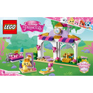 LEGO Daisy's Beauty Salon Set 41140 Instructions