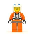 LEGO Dak Ralter Minifigure with Dark Stone Gray Hips