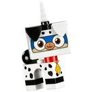 LEGO Dalmatian Puppycorn Minifigure