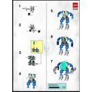 LEGO Dalu Set 8726 Instructions