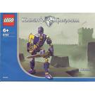 LEGO Danju Set (USA, 3 Cards) 8782-1