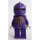 LEGO Danju mit Armor mit Gelb Lines Muster Minifigur