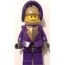 LEGO Danju with Gold Wolf Pattern Armor Minifigure