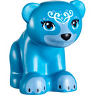 LEGO Dark Azure Bear (Sitting) (31775)