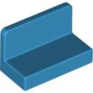 LEGO Dark Azure Panel 1 x 2 x 1 with Rounded Corners (26169)