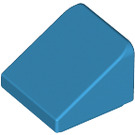 LEGO Dark Azure Slope 1 x 1 (31°) (54200)