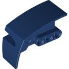 LEGO Dark Blue Beam 3 with Right Screen Panel (61070)