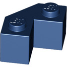 LEGO Dark Blue Brick 2 x 2 Facet (87620)