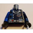 LEGO Charge, Alpha Team Torso (973)