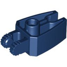 LEGO Dark Blue Hinge Wedge 1 x 3 Locking with 2 Stubs, 2 Studs and Clip (41529)