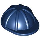 LEGO Dark Blue Minifig Construction Helmet (3833)