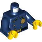 LEGO Dark Blue Minifig Torso (76382)