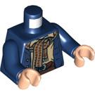 LEGO Dark Blue Pippin Torso (76382)